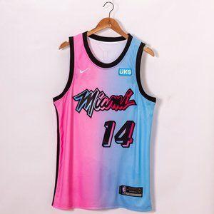 ❋New 2021 Heat NBA Herro City Edition Jersey